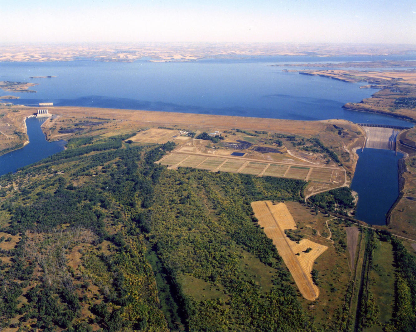 Hydrologic Engineering Supports USACE Garrison Dam
