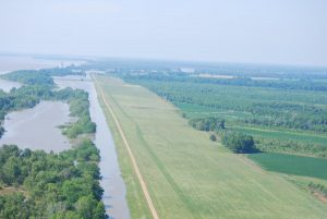 H&H modeling helps USACE partners monitor levees