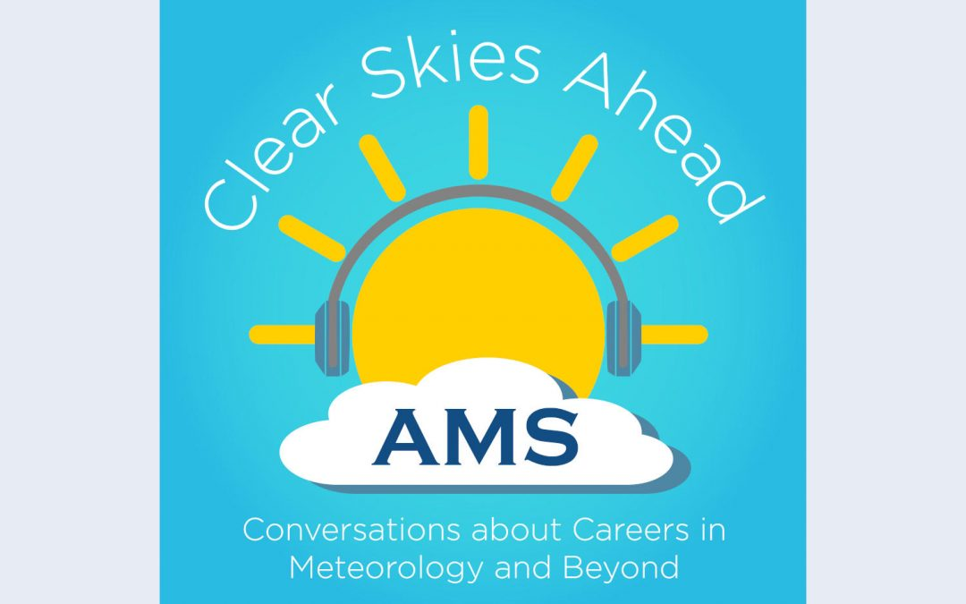 American Meteorological Society Podcast Features Interview with WEST's David Curtis