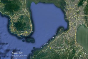 hydrodynamic studies of Bataan-Cavite Interlink Bridge